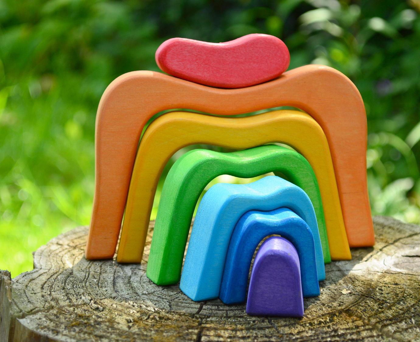 Piramide 'Rainbow'