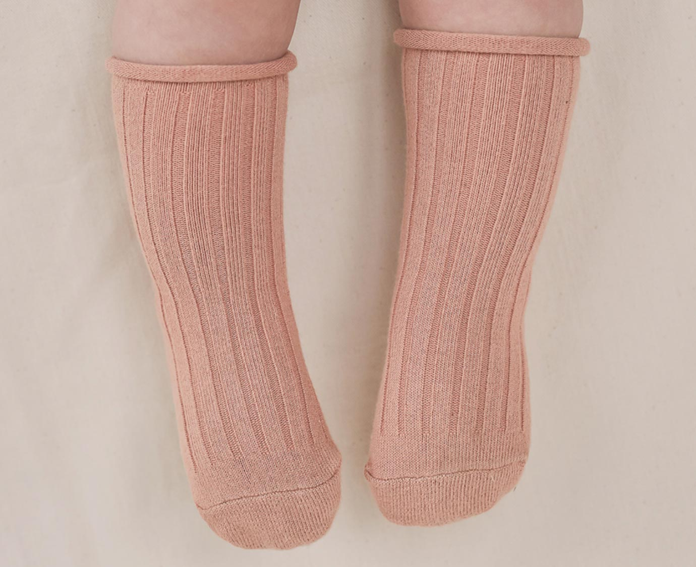 Kousen 'Maco Rolling Pink' kleur