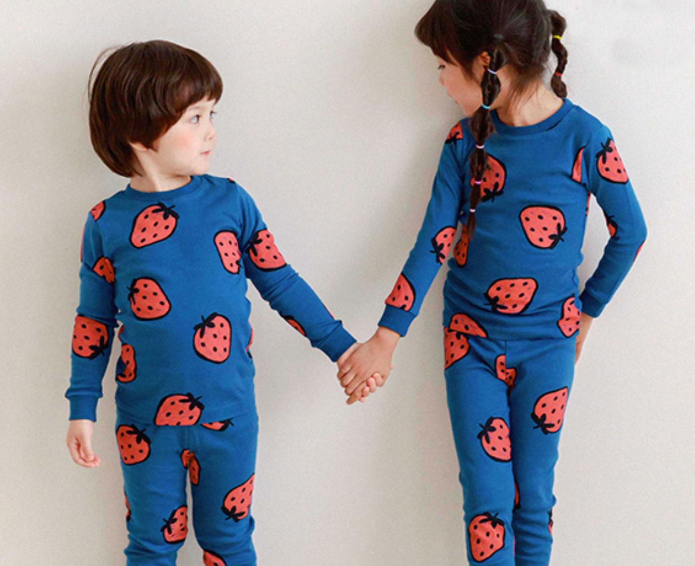 Pyjama 'Strawberry'