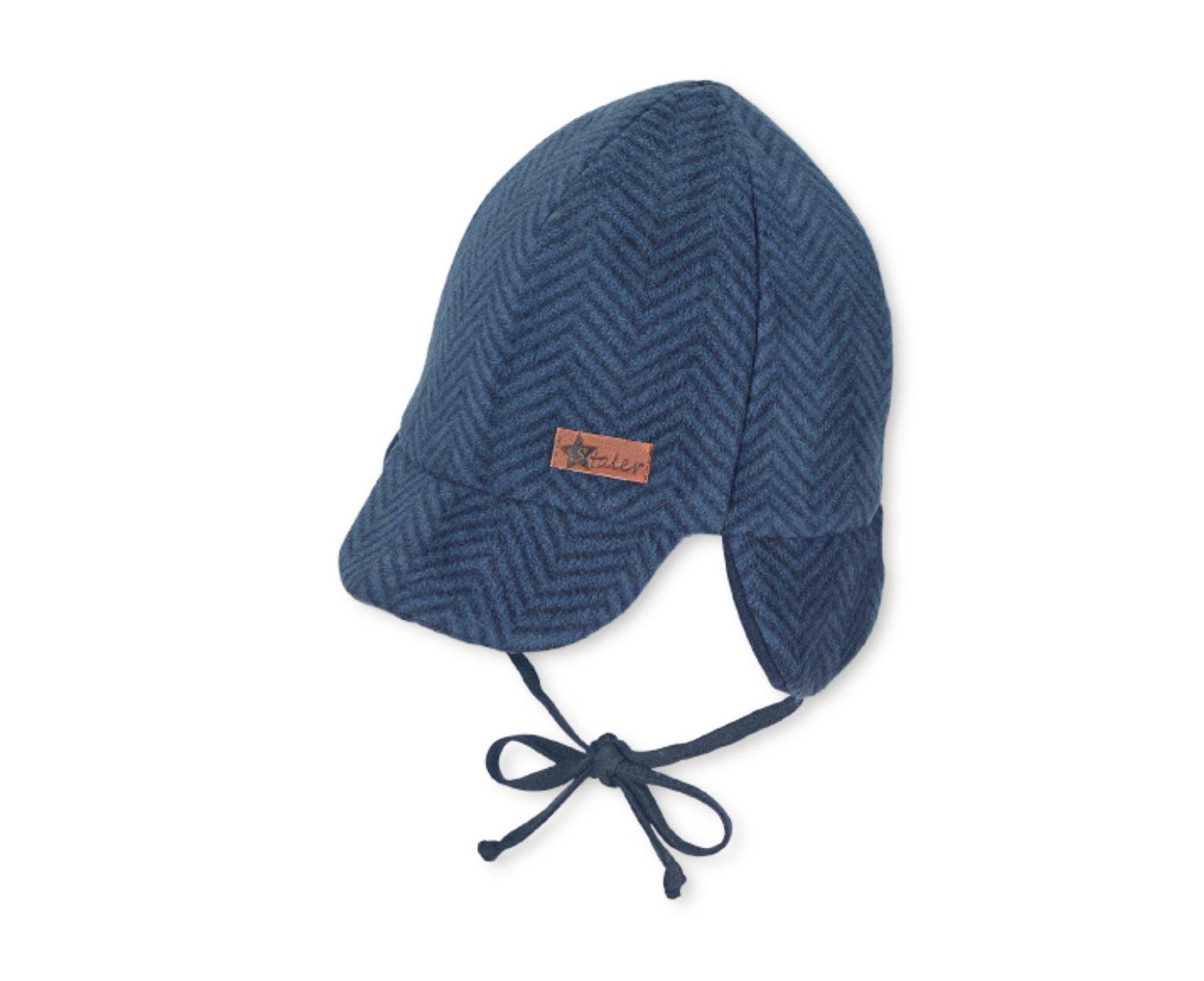 Muts 'Blue Cap' kleur