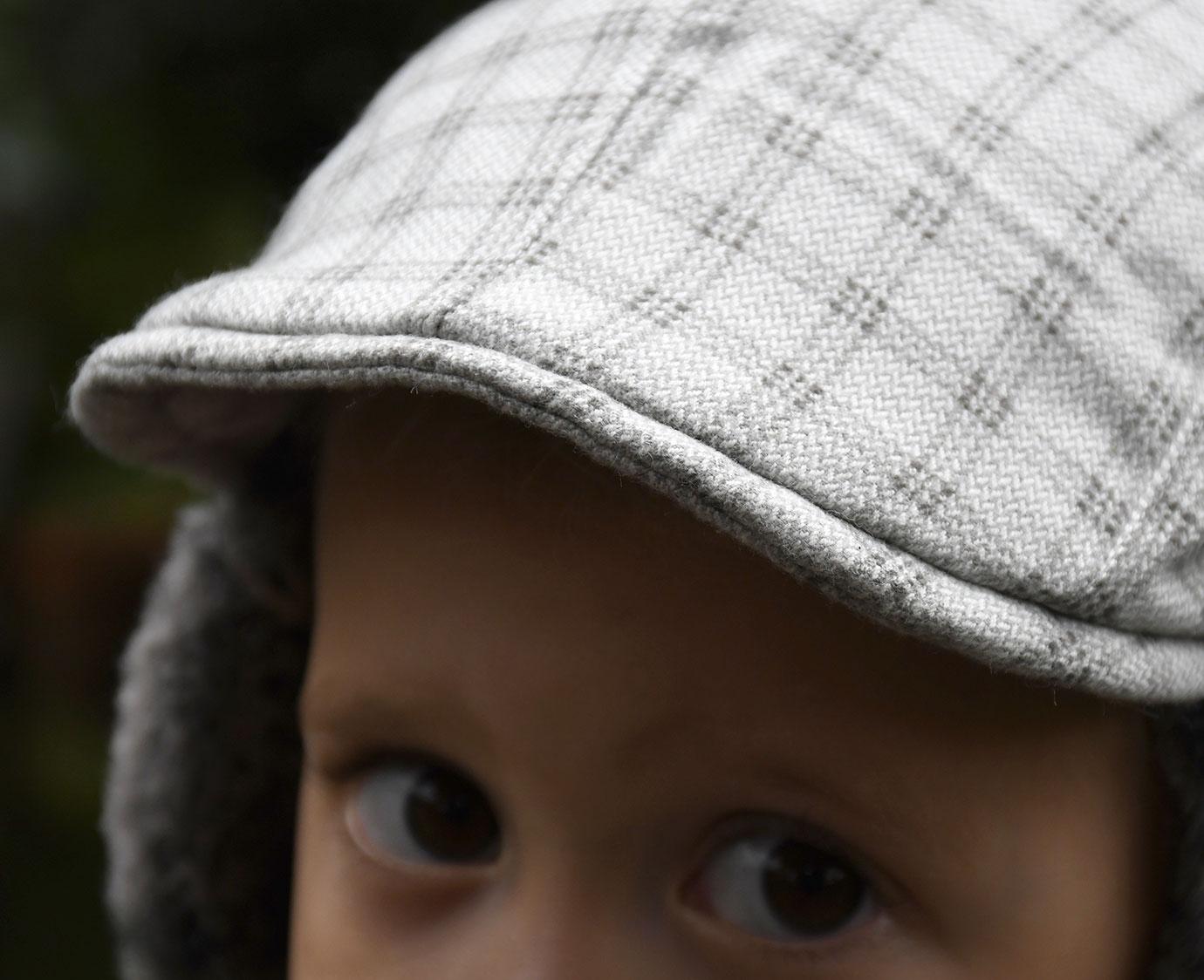 Kindermuts 'Cap Kiezel'