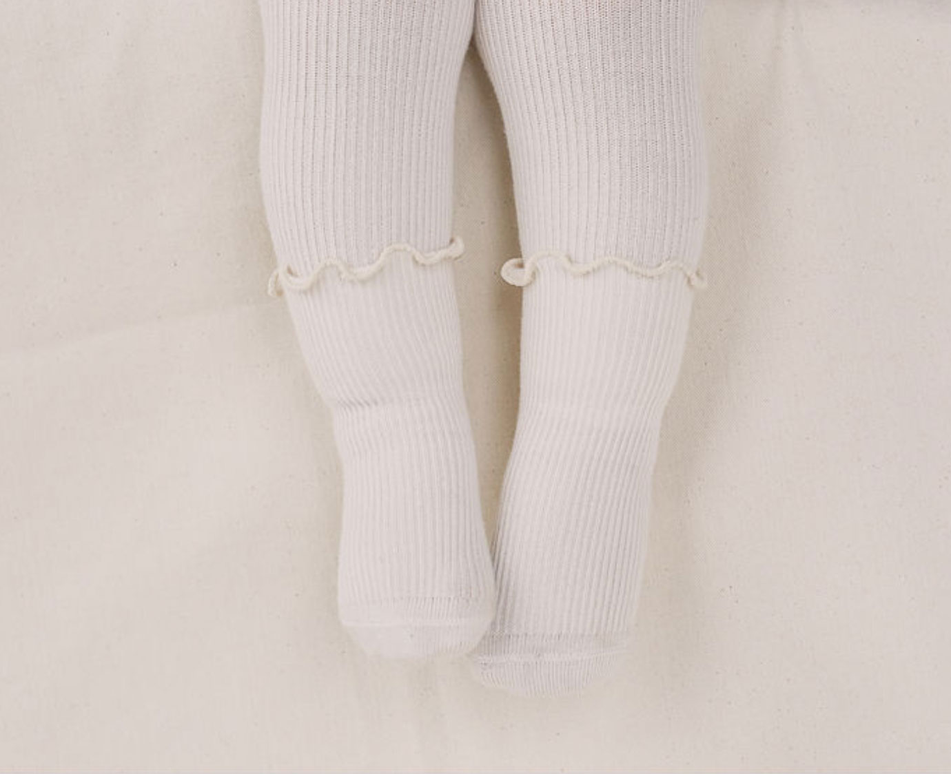 Legging Set 'Rodino Ivory'