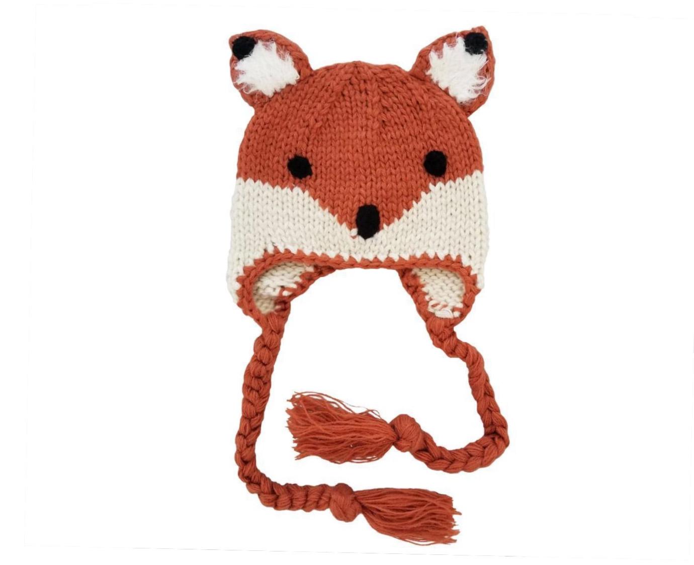 Muts 'Fox' kleur