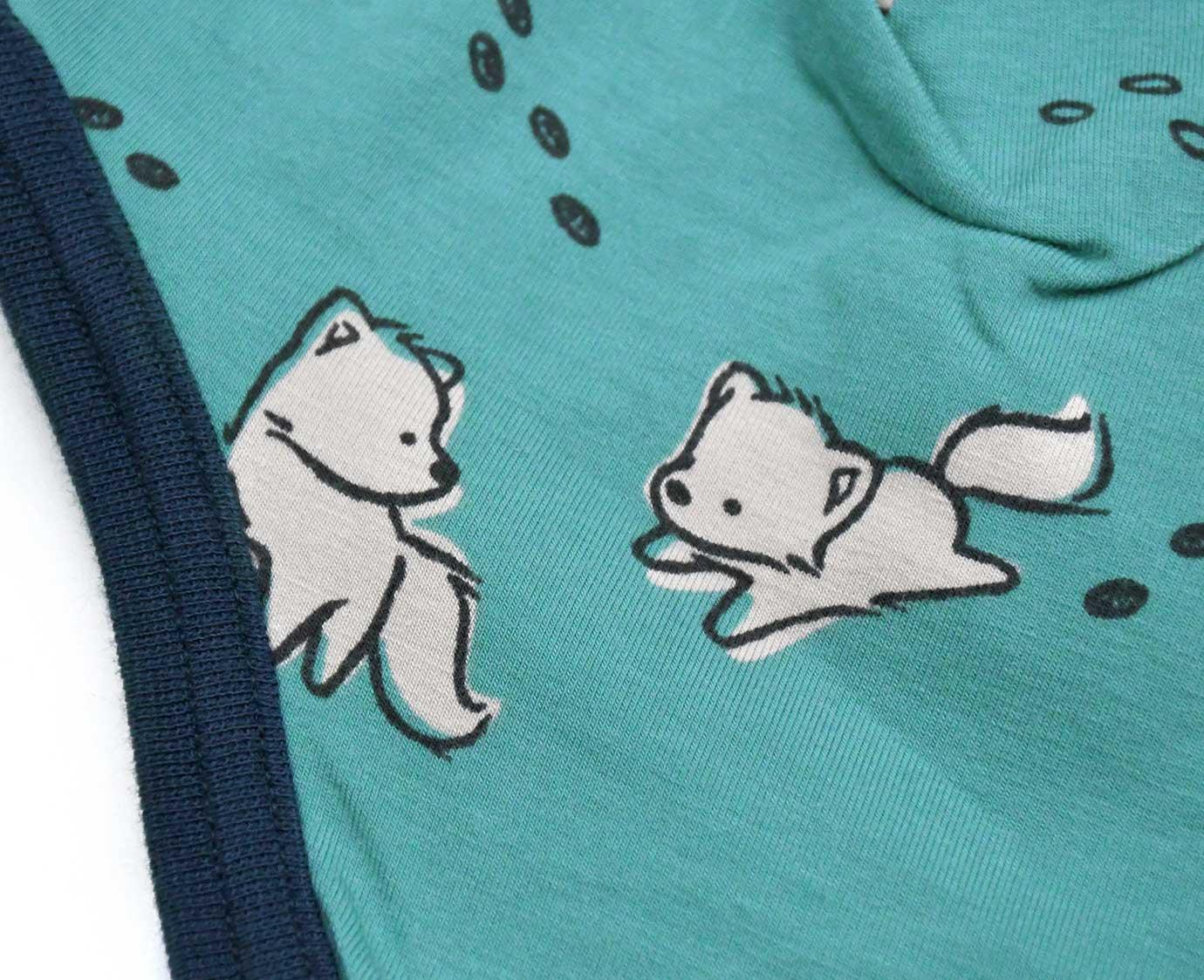 Babymuts 'Artic Fox'