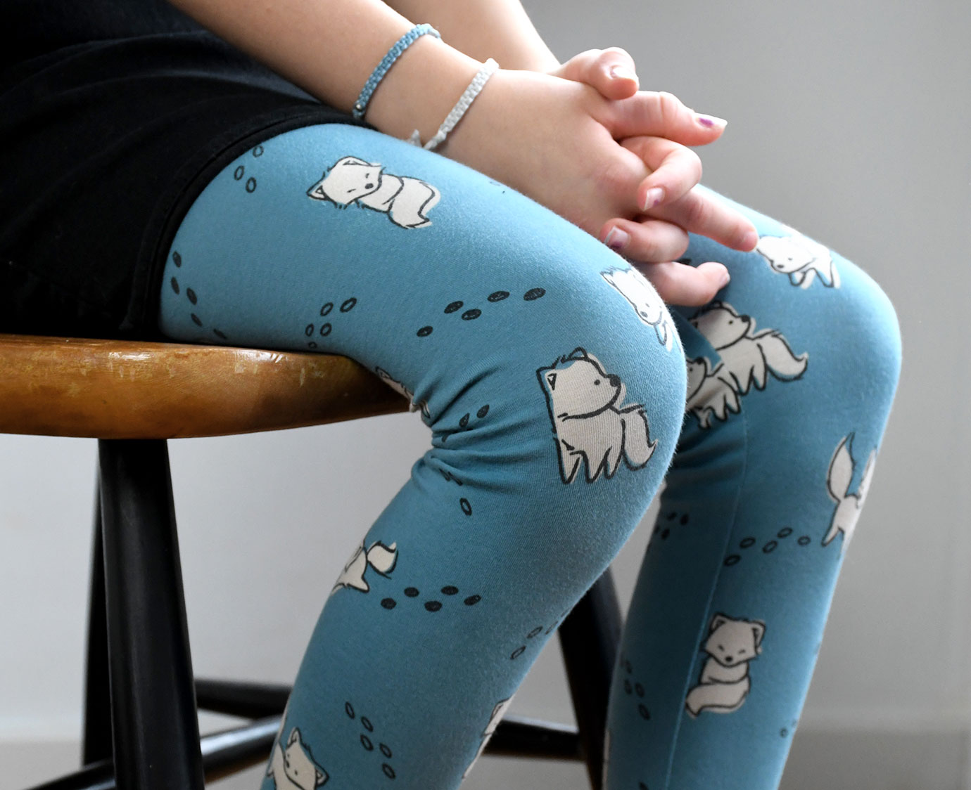 Legging 'Artic fox'