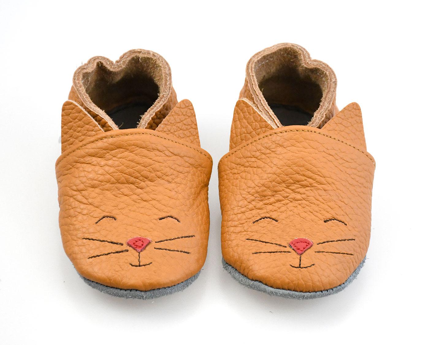 Babyslofjes 'Kat'