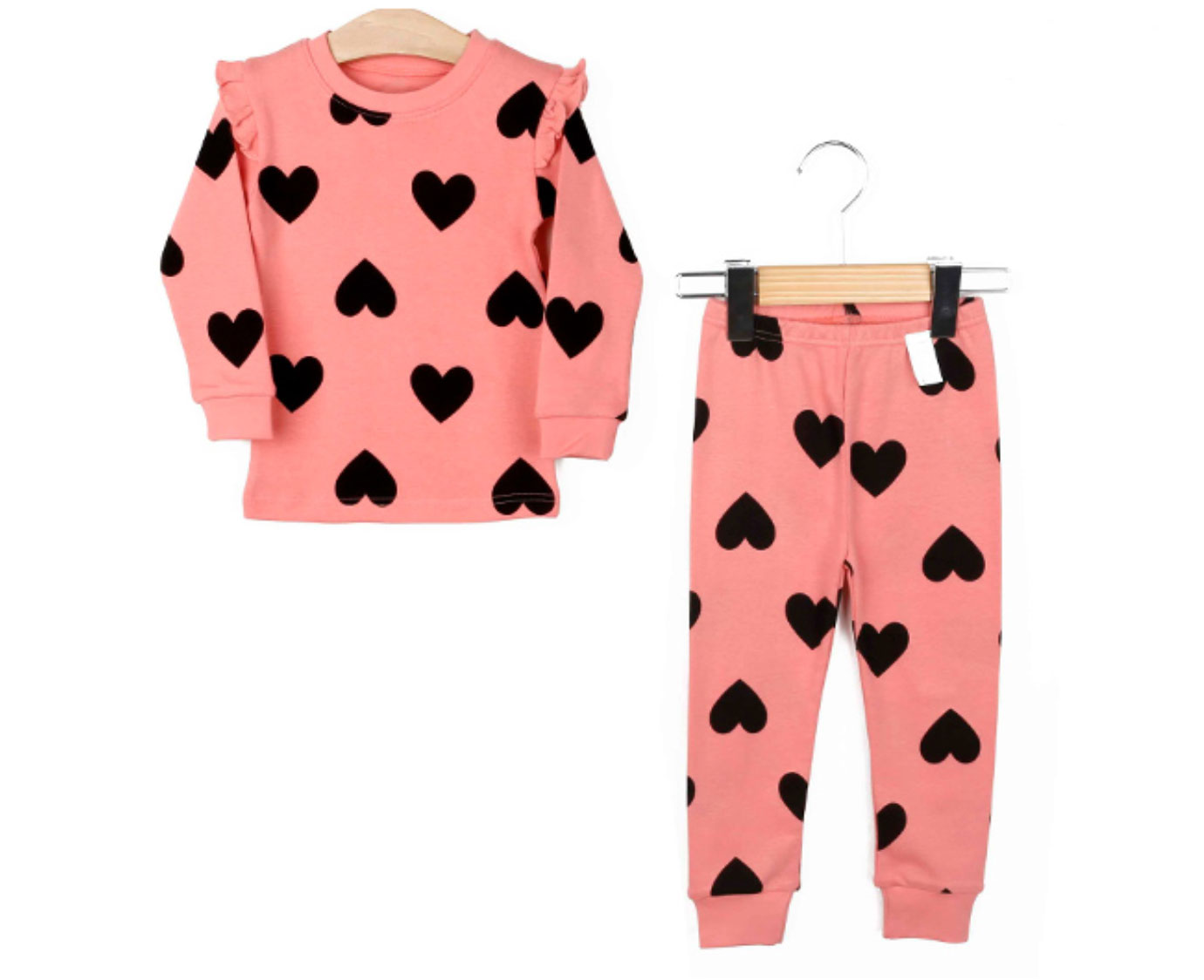 Pyjama 'Heart love' Maat 86-92