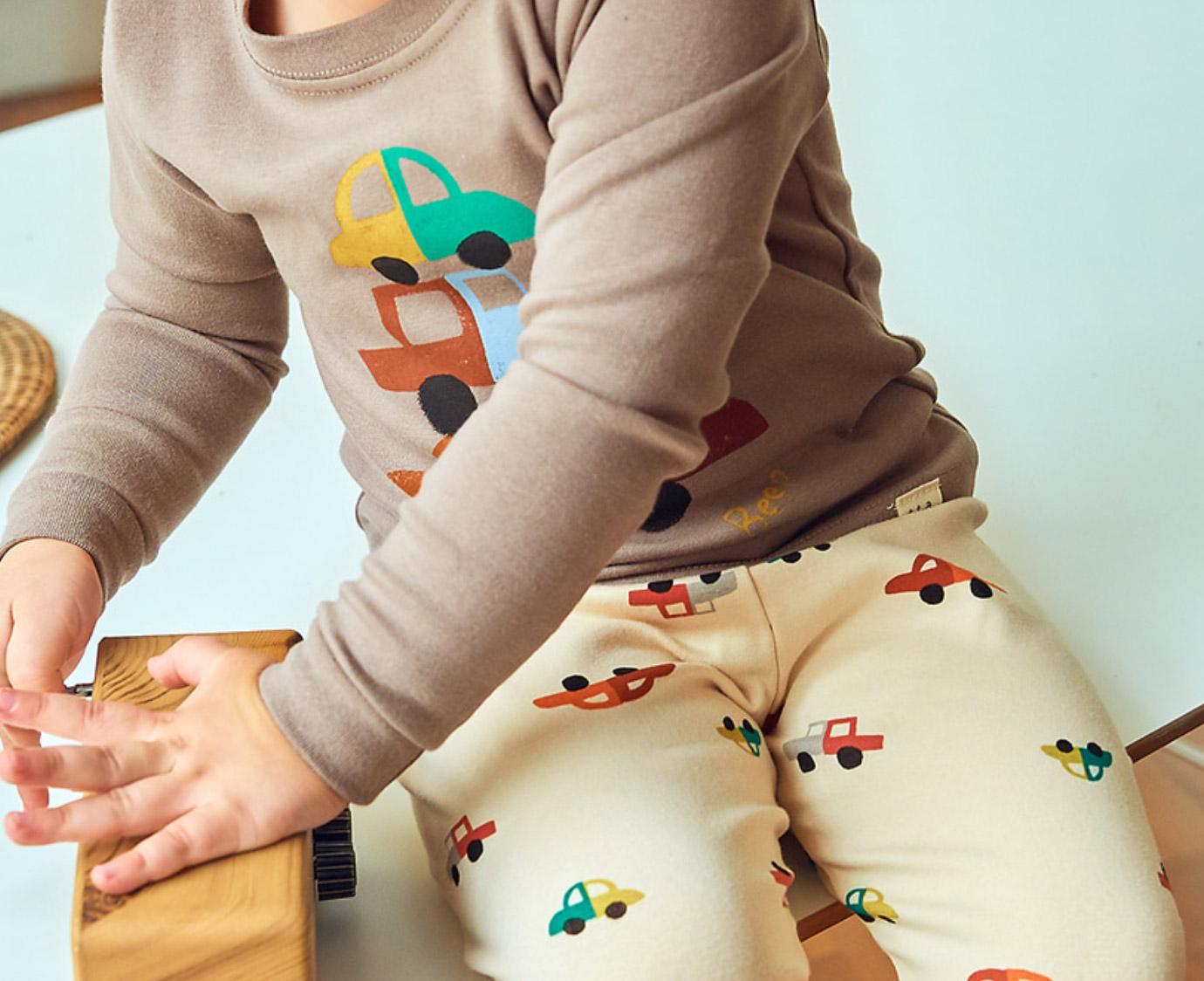 Pyjama 'My Car'