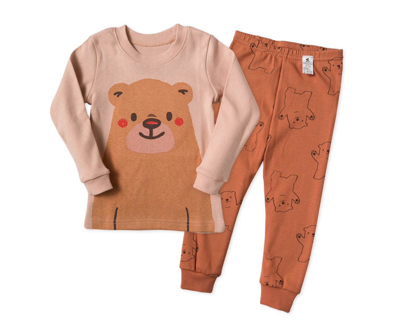 Pyjama 'Bear brown'