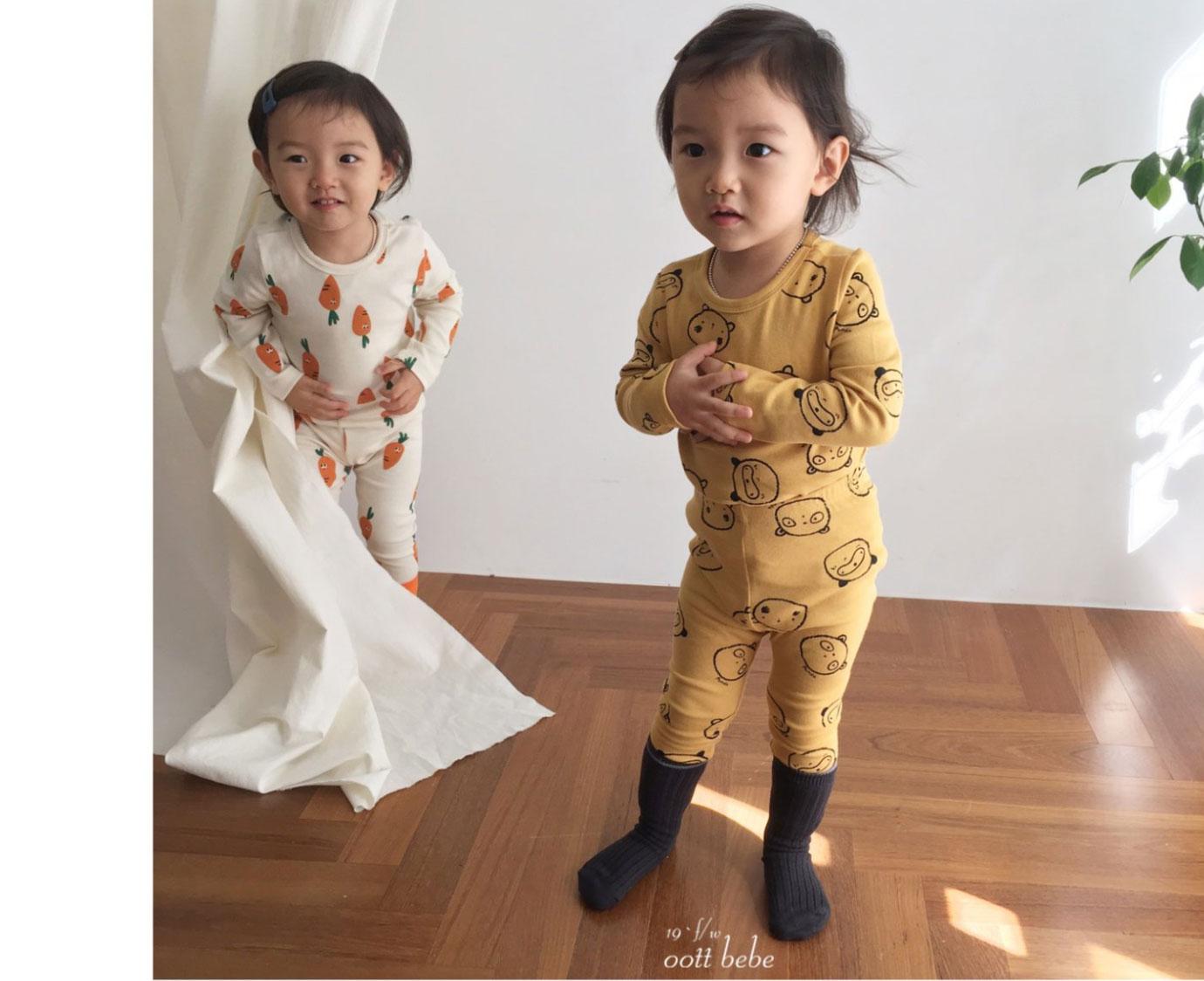 Loungewear  'Carrot'