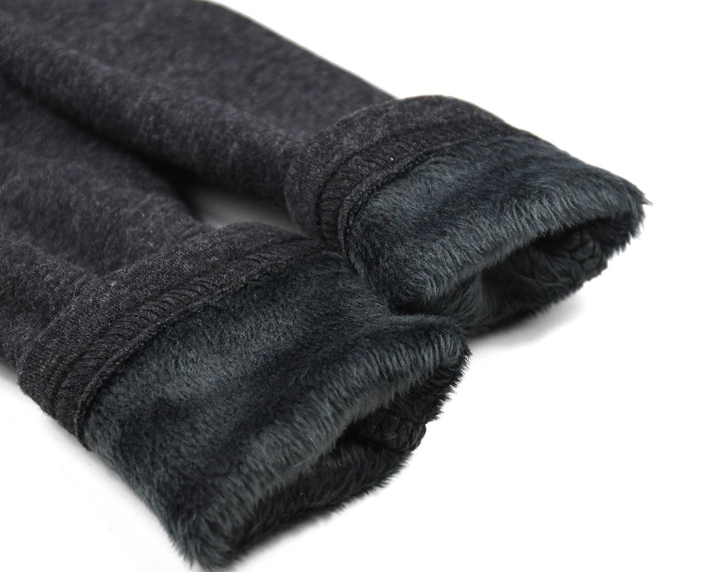Legging 'Winter antraciet'