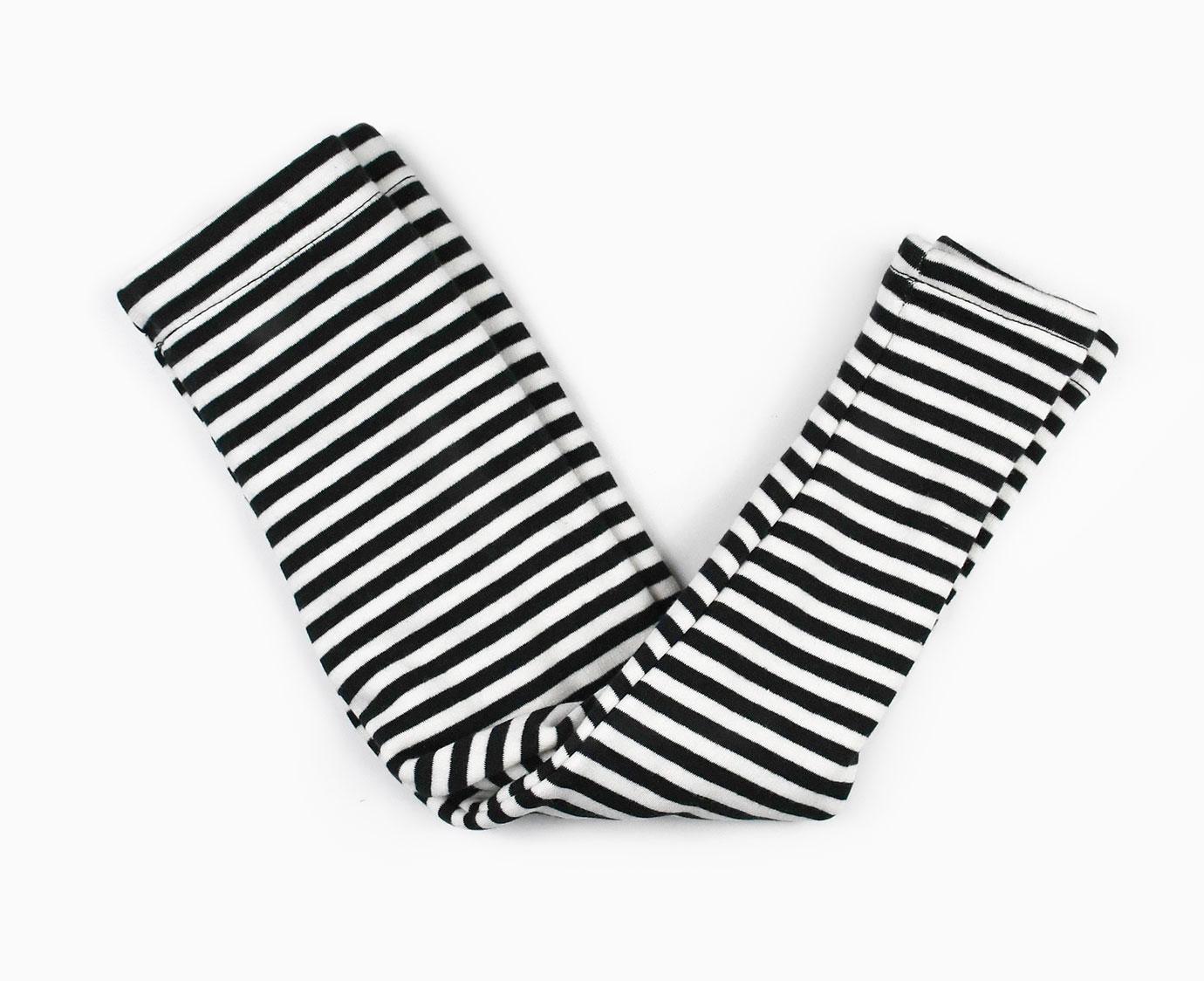 Legging 'Stripe Black' mt 80-86