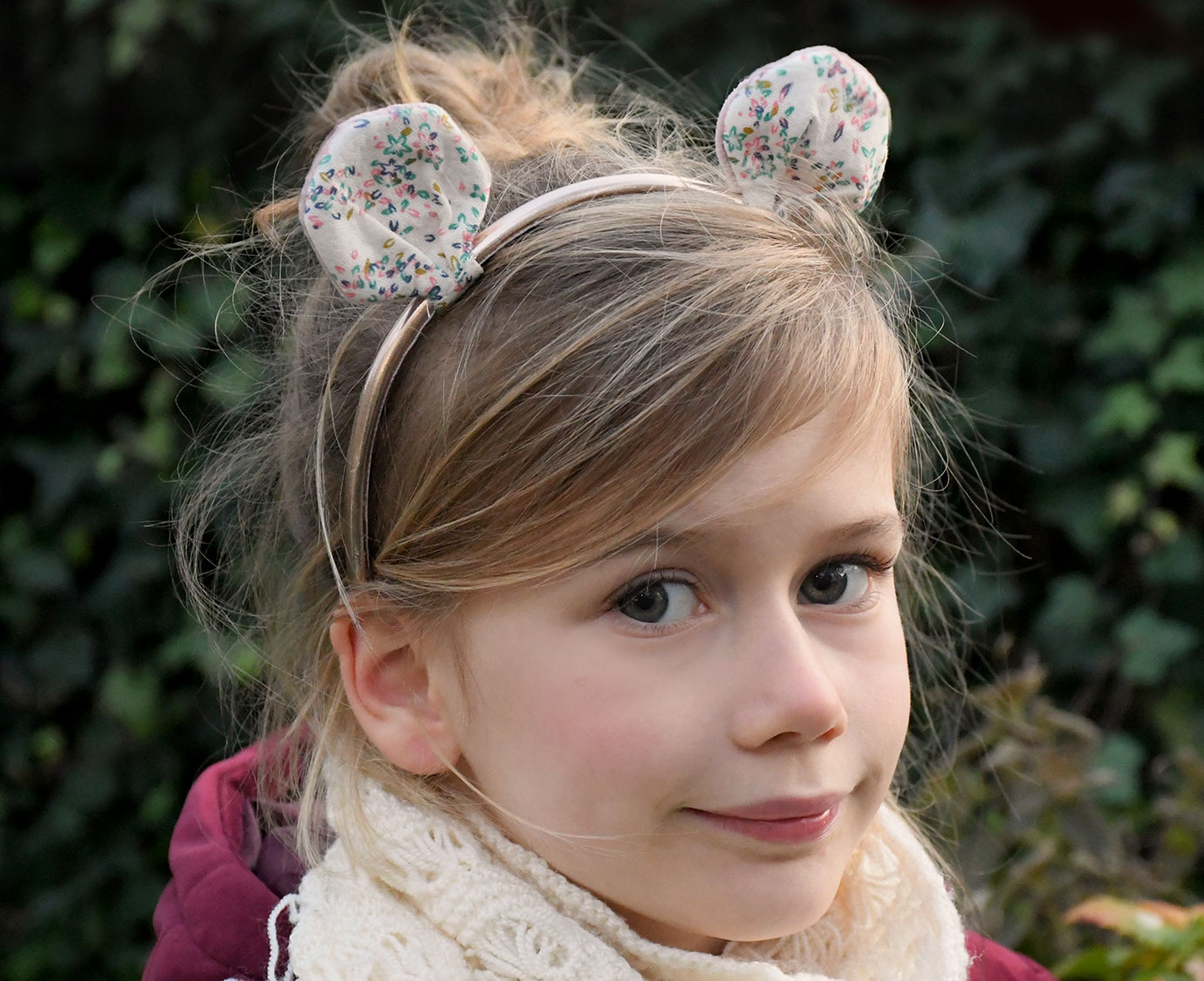 Diadeem 'Martha Mouse'
