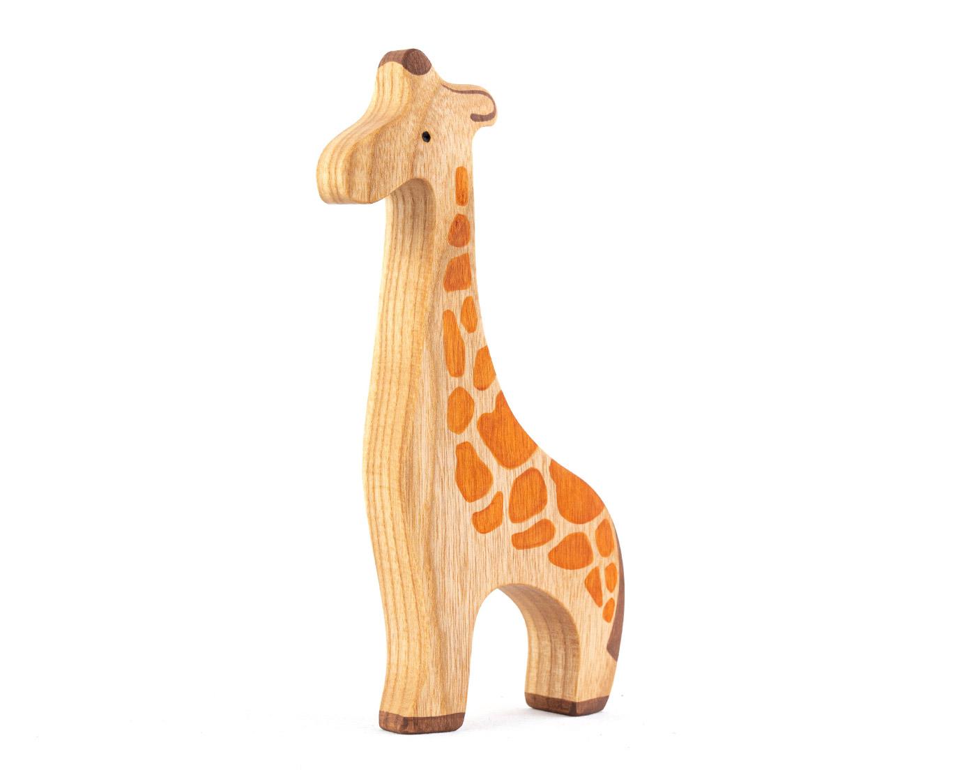 Houten 'Giraffe'