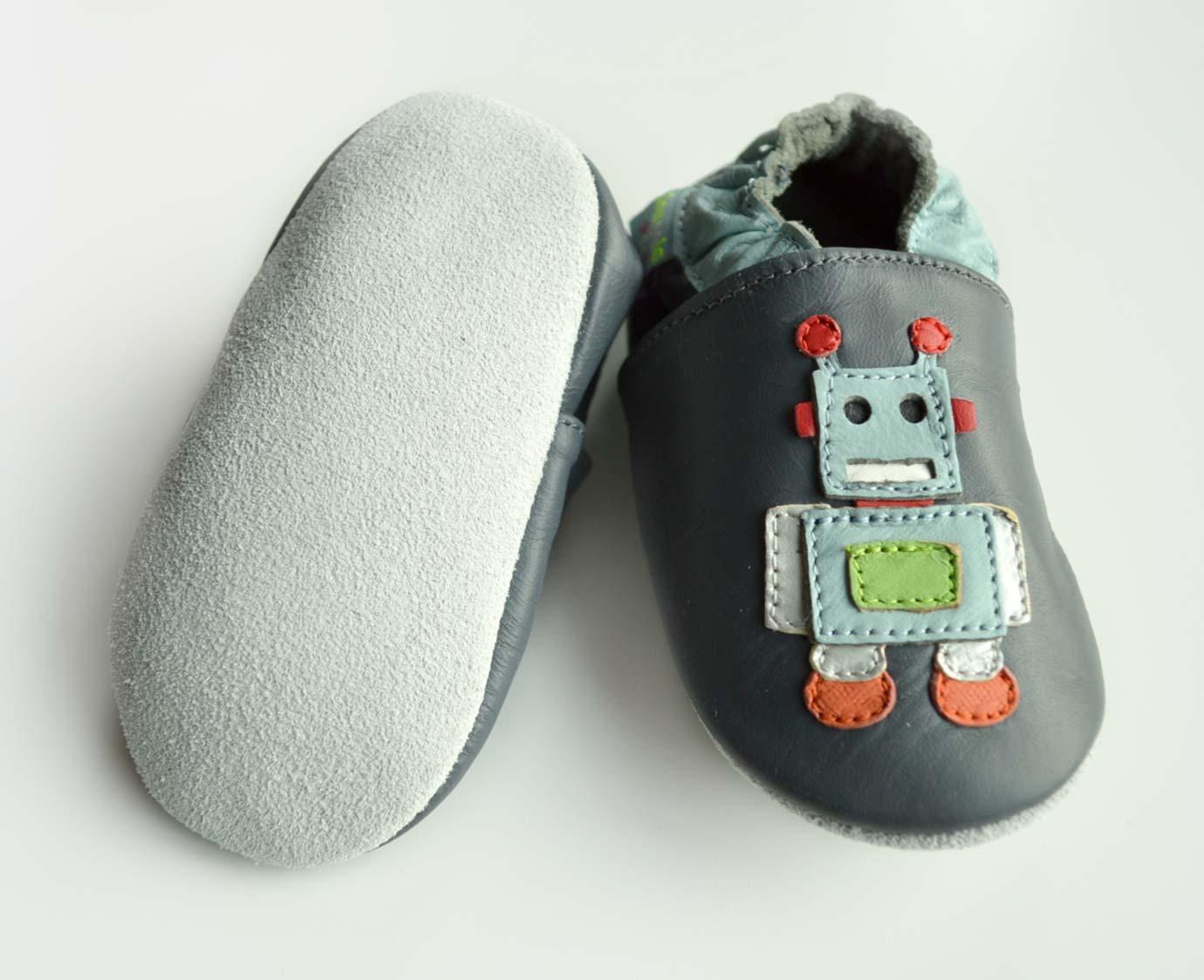 Babyslofjes 'Robot'