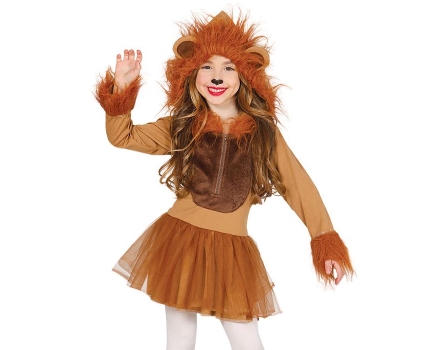 Verkleedkostuum 'Leeuw'
