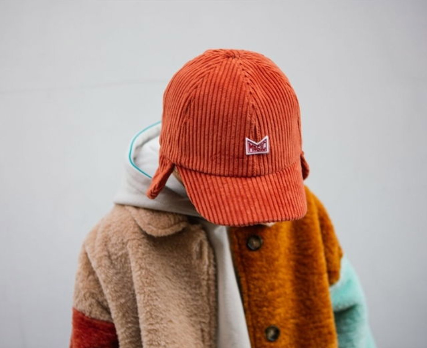 Cap 'Corduroy Magic'
