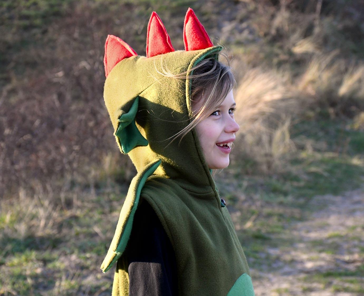 Kostuum 'Draak'