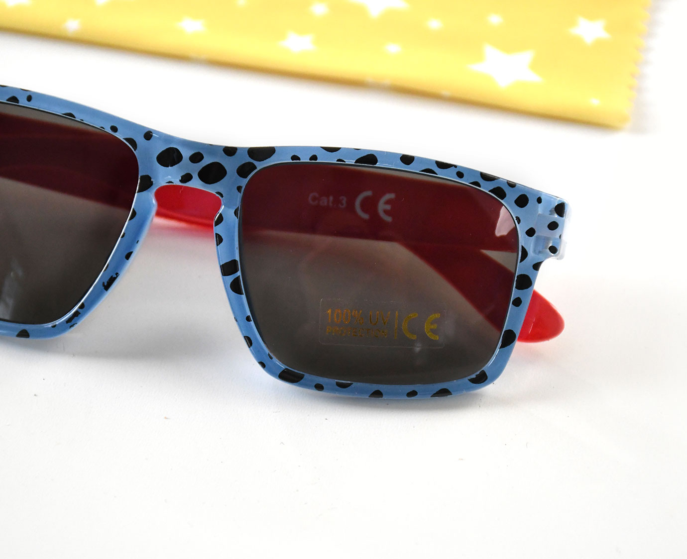 Zonnebril 'Cheetah Blue'