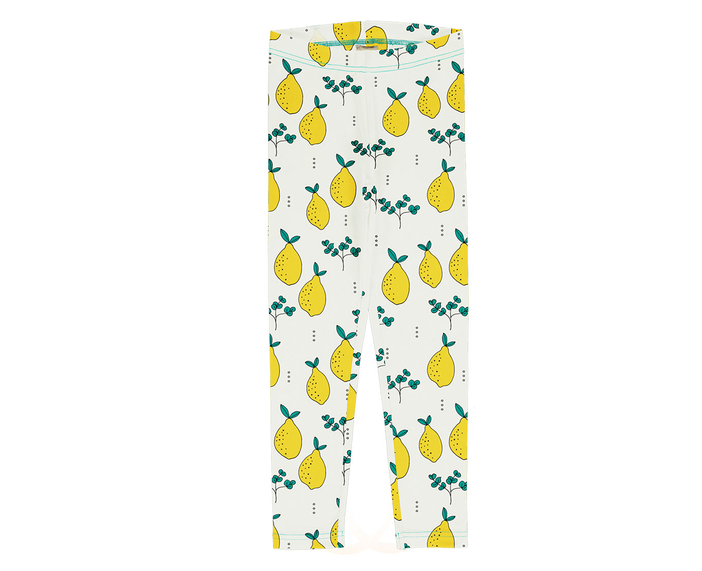 Legging 'Leafy Lemon'