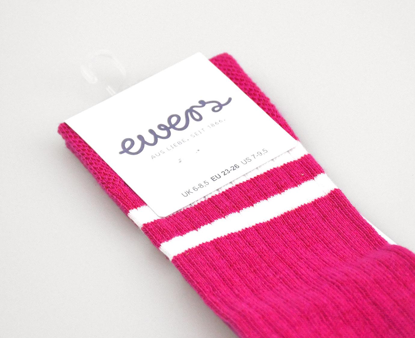 Kniekousen 'Sport Pink'
