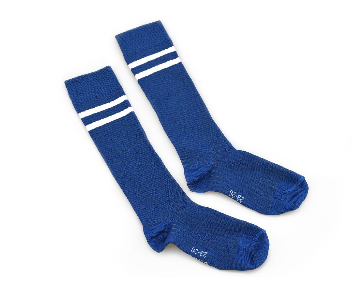 Kniekousen 'Sport Blauw' kleur
