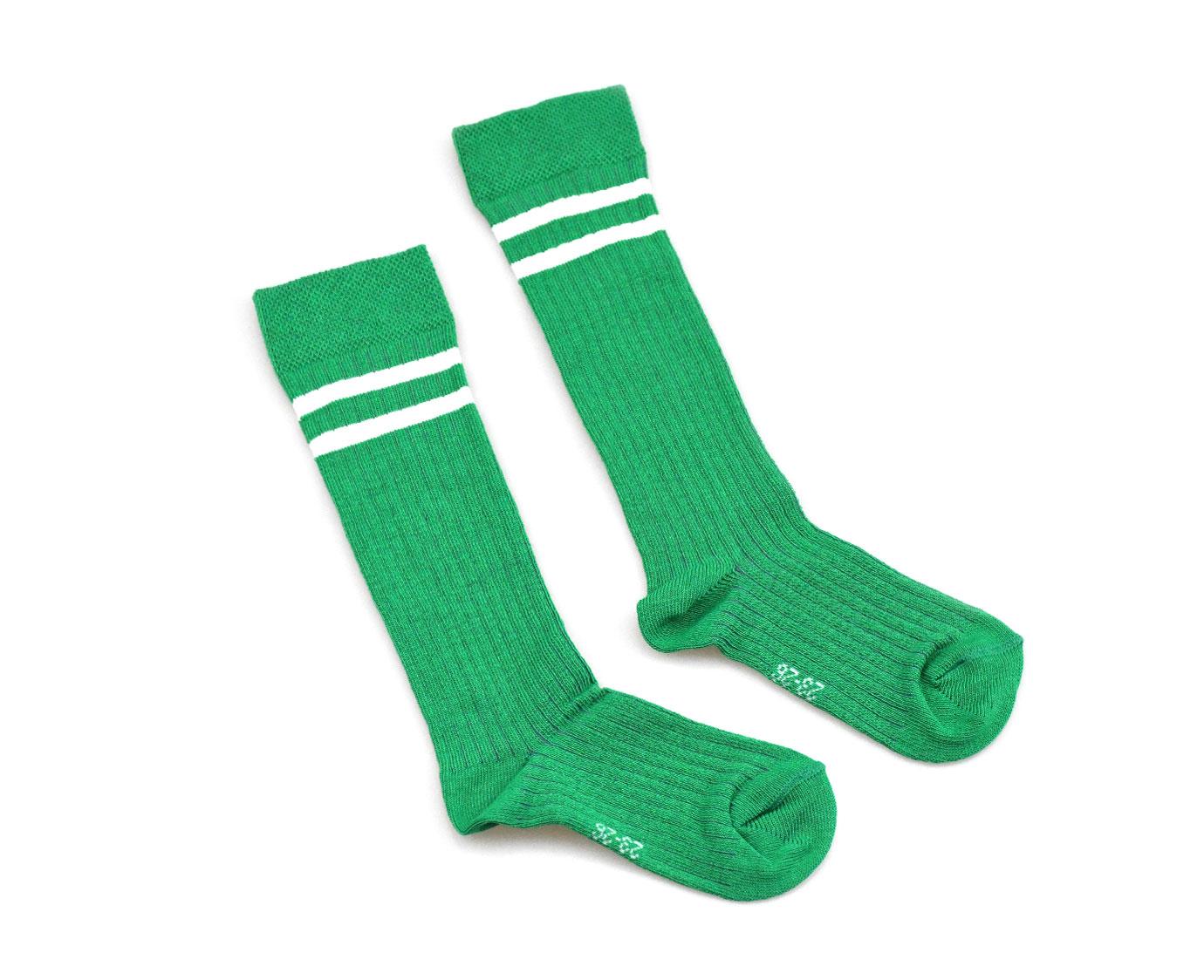 Kniekousen 'Sport Green' kleur