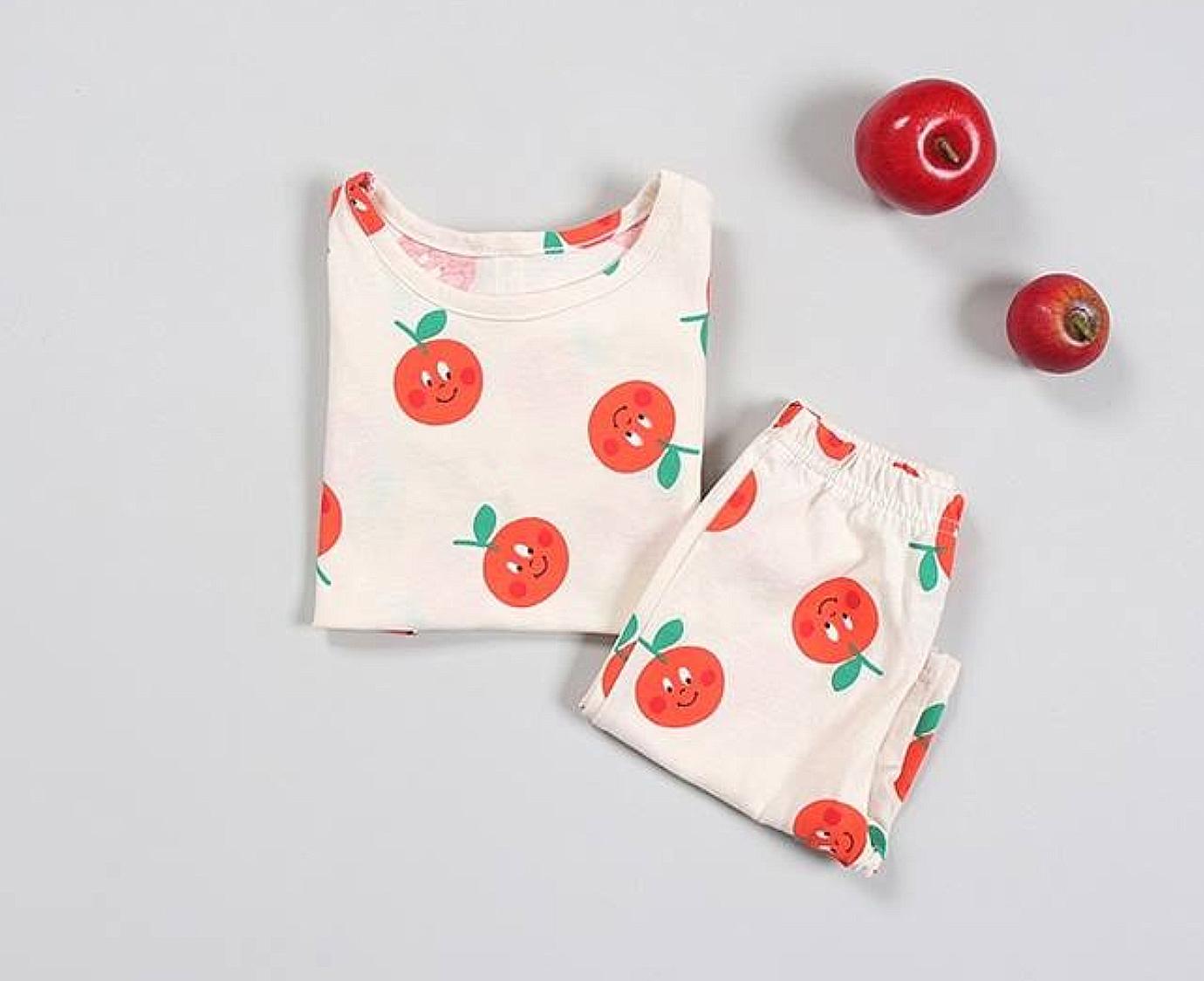 Loungewear  'Summer Apple'