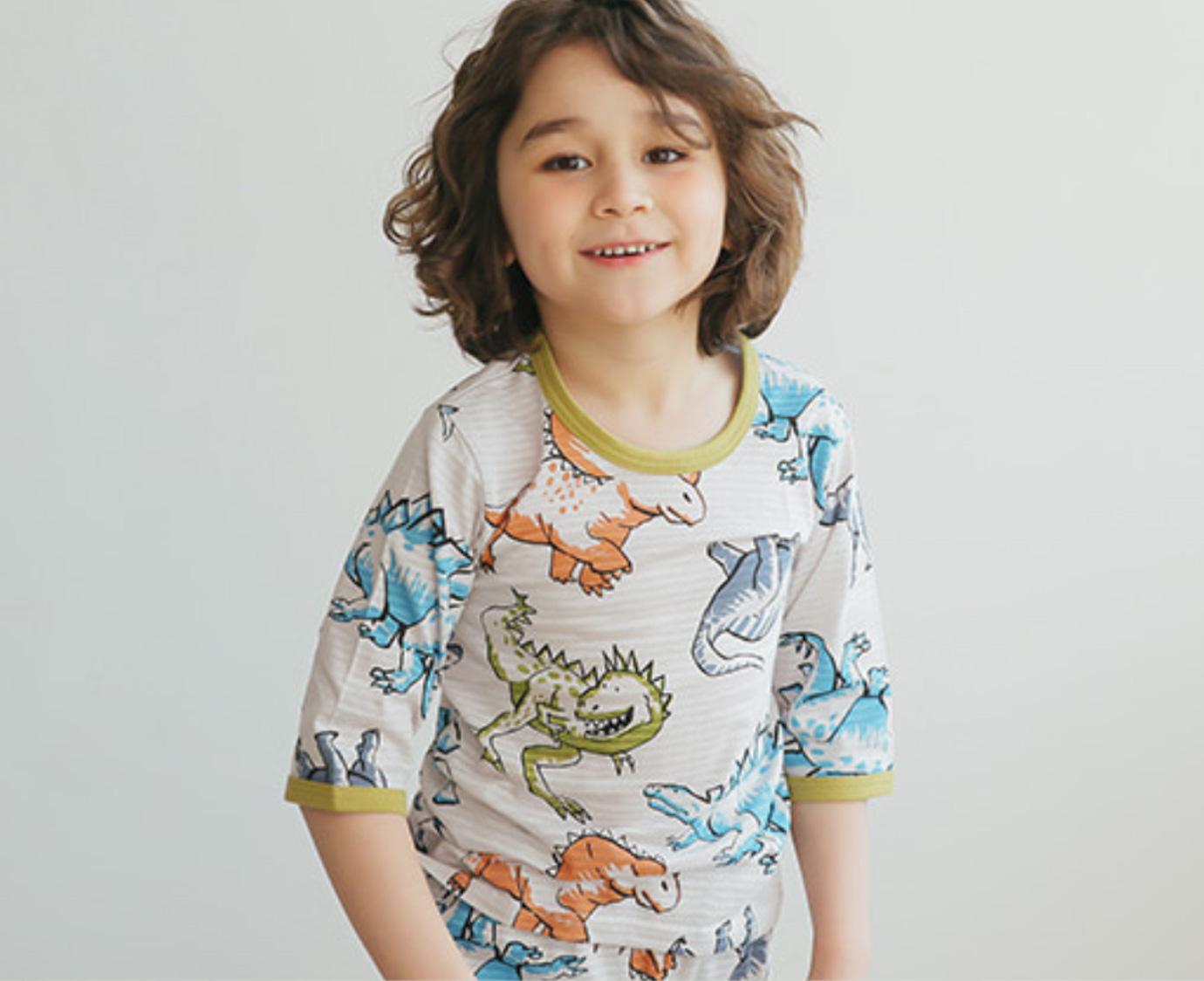 Pyjama 'Crayon Dino'