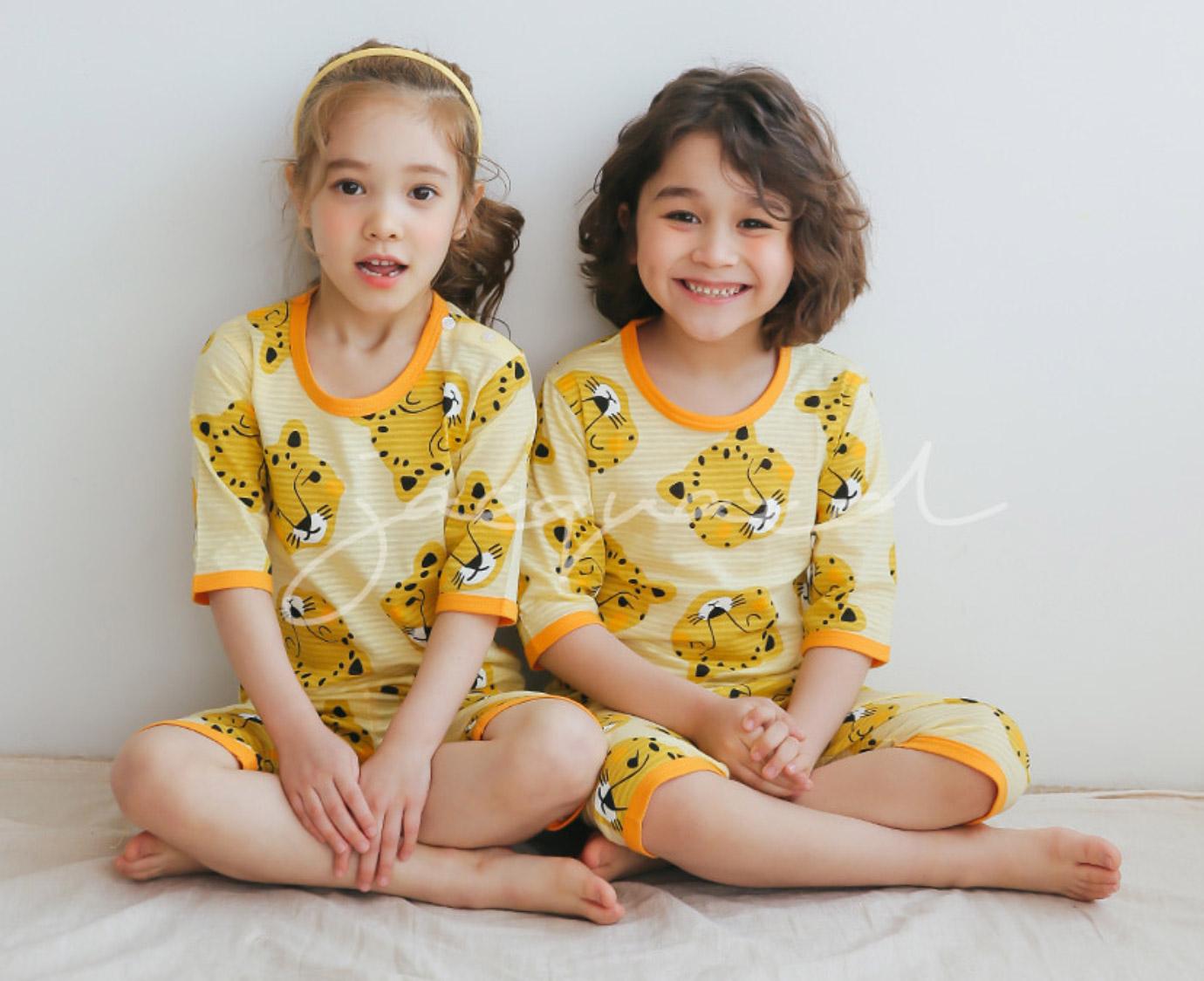 Pyjama 'Curious Cheetah'
