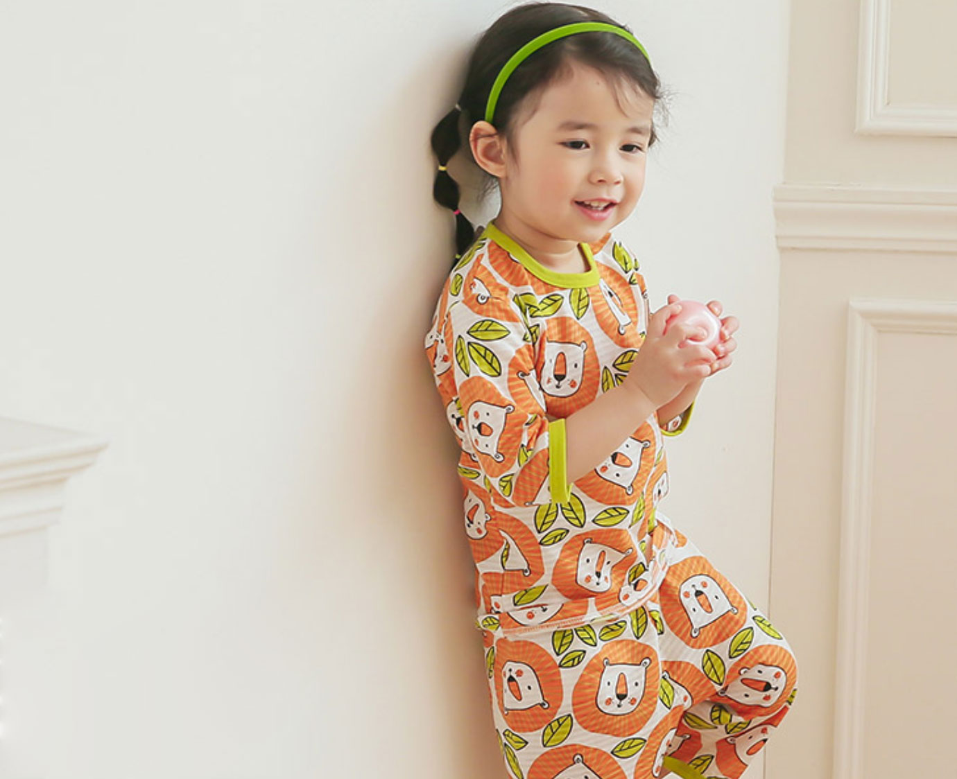 Pyjama  'Lion'