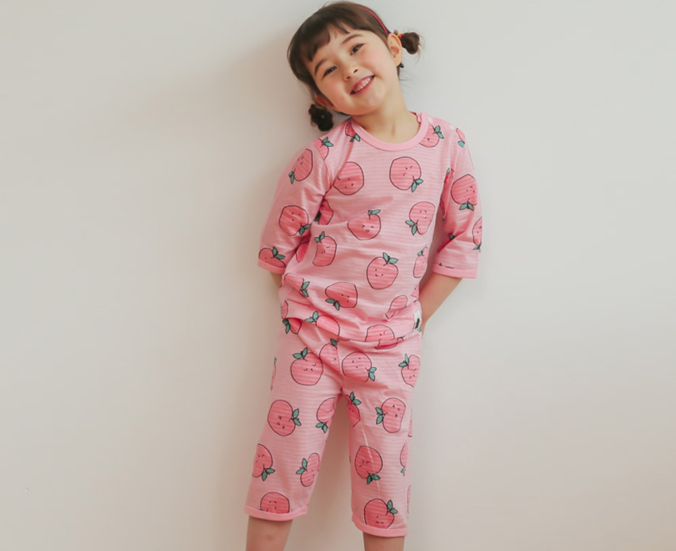 Pyjama 'Peach'