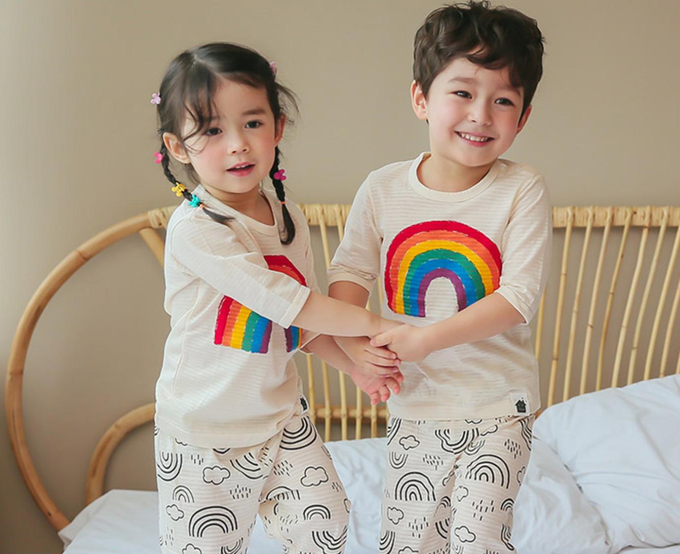 Pyjama 'Rainbow'