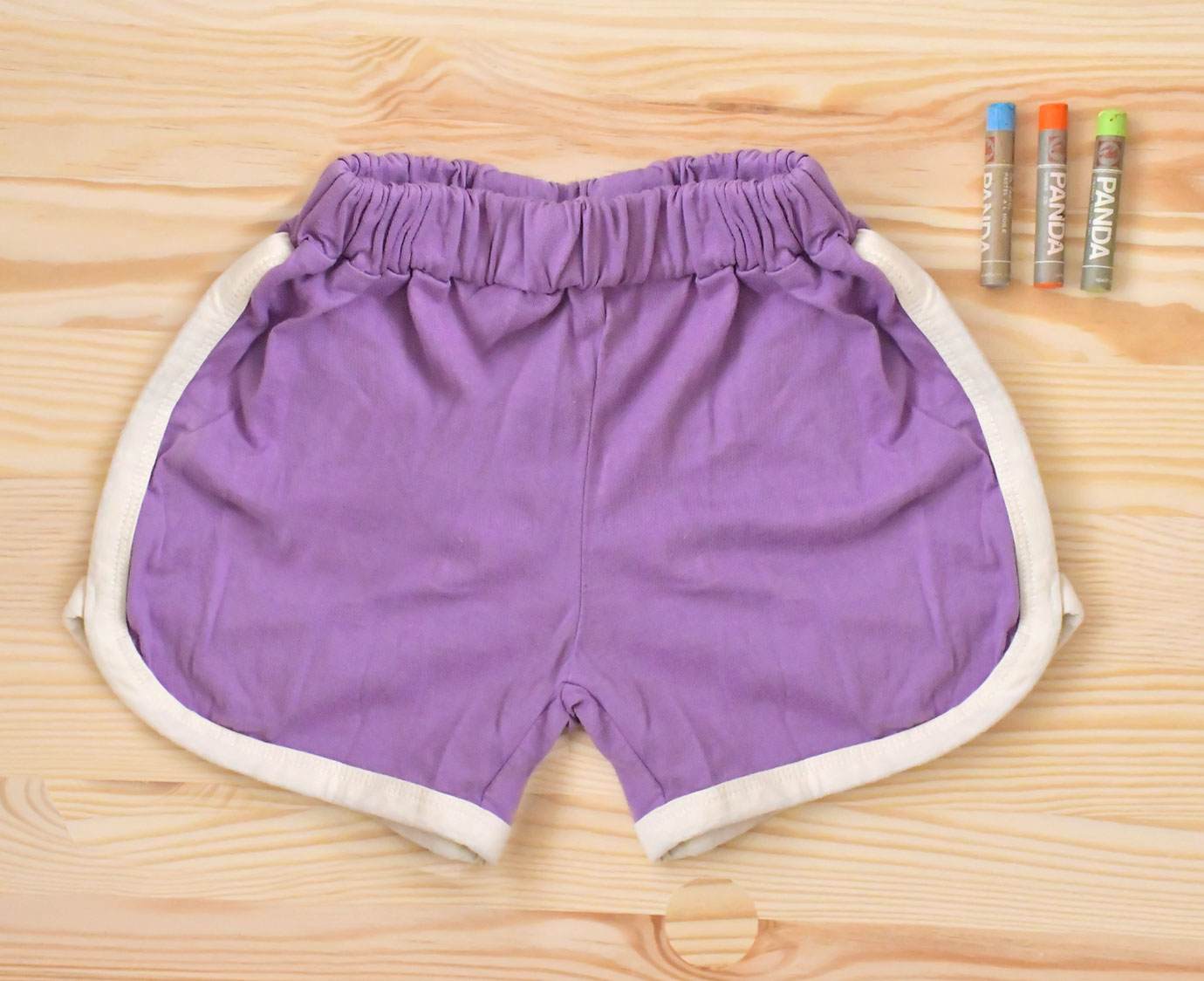 Loungewear 'Ringer Purple