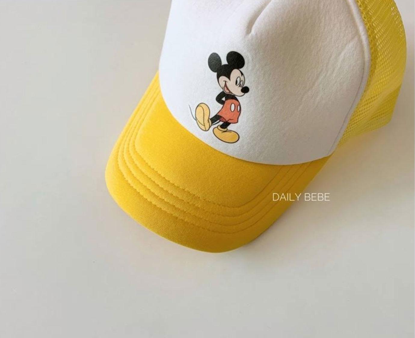 Cap  'Mickey Mesh'