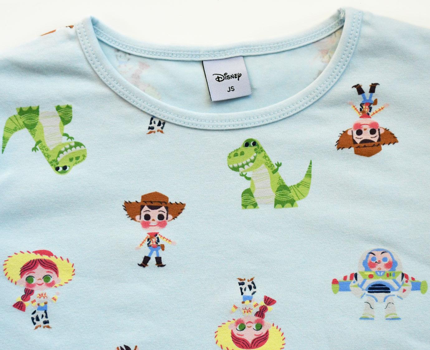 Pyjama 'Toy story Kawaii' Sky kleur