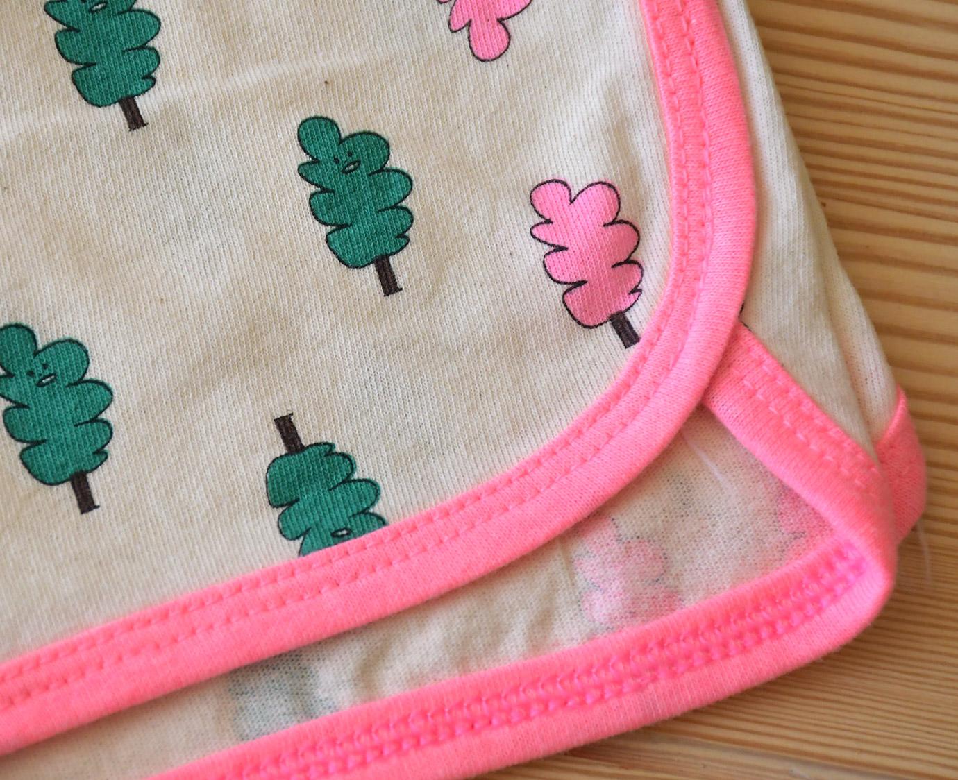 Loungewear 'Leaf Pink'