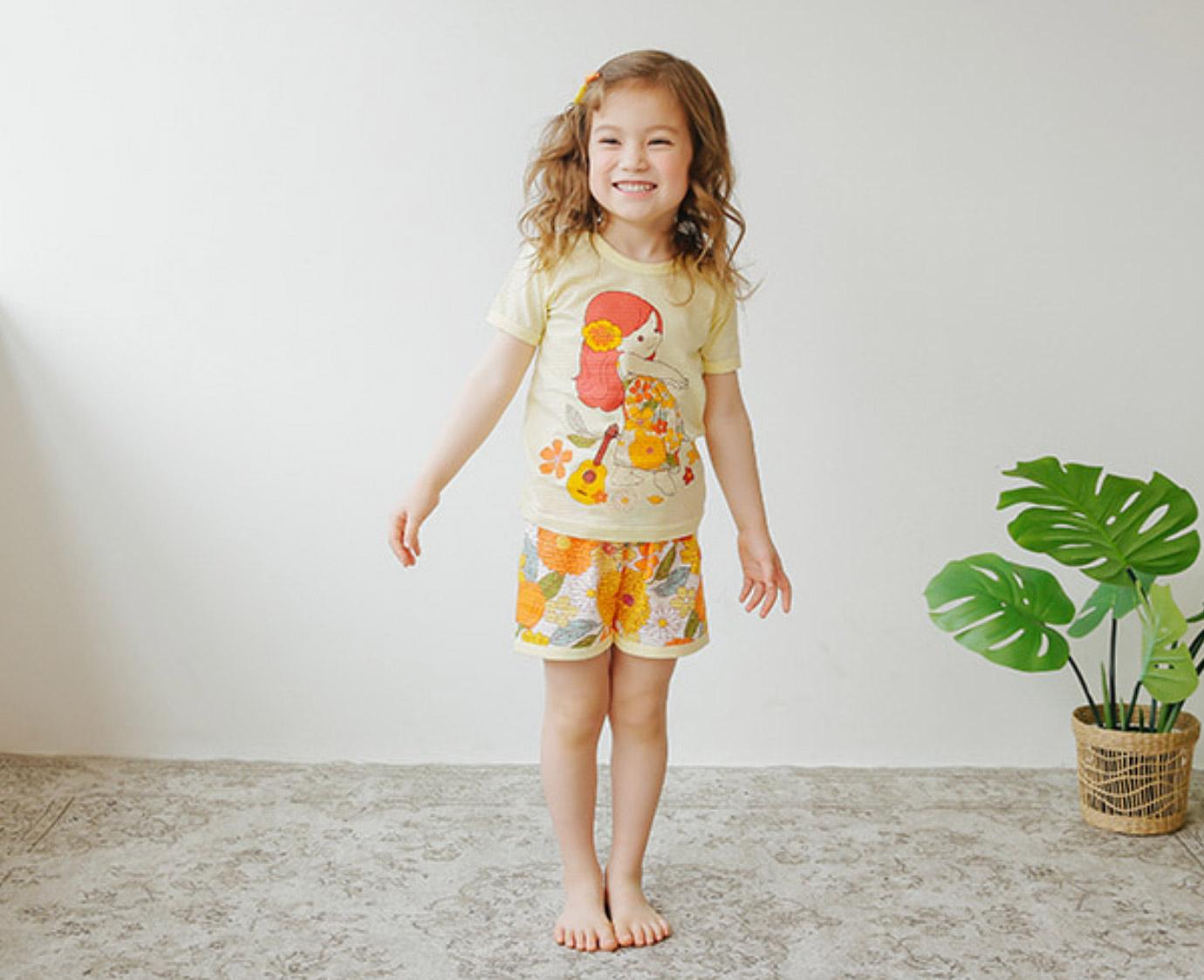 Pyjama 'Hula'