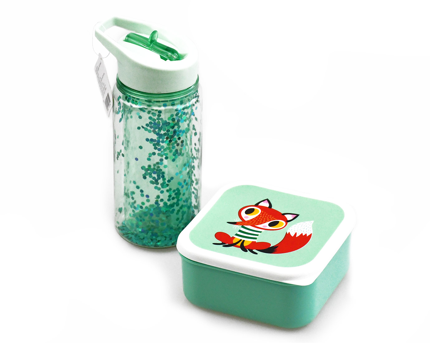 Set 'Glitter animals'