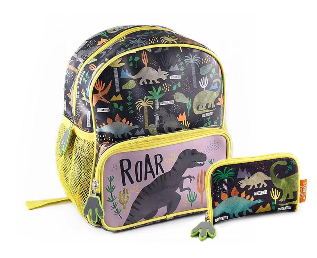 Set Rugzak 'Roar' kleur