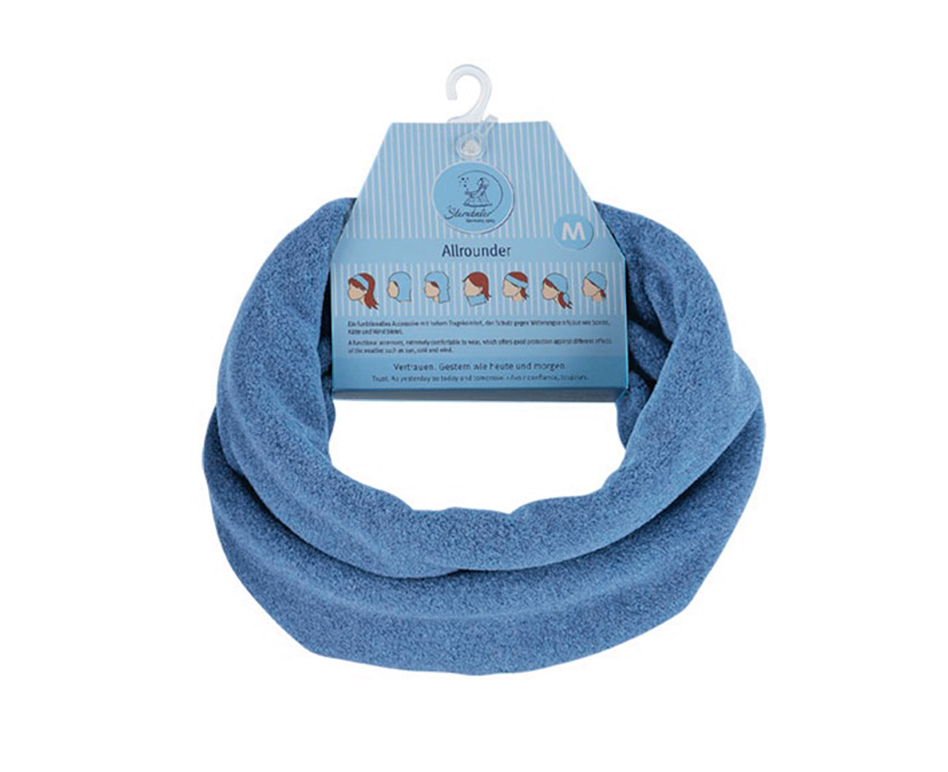 Allrounder 'Hemelsblauw' kleur
