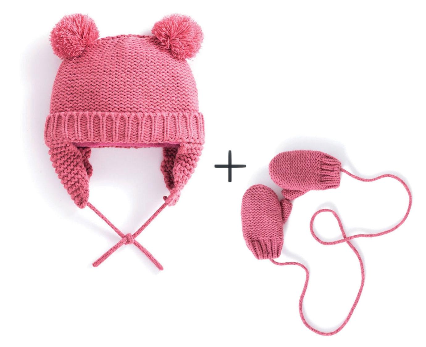 Set 'Pompom Pink' kleur