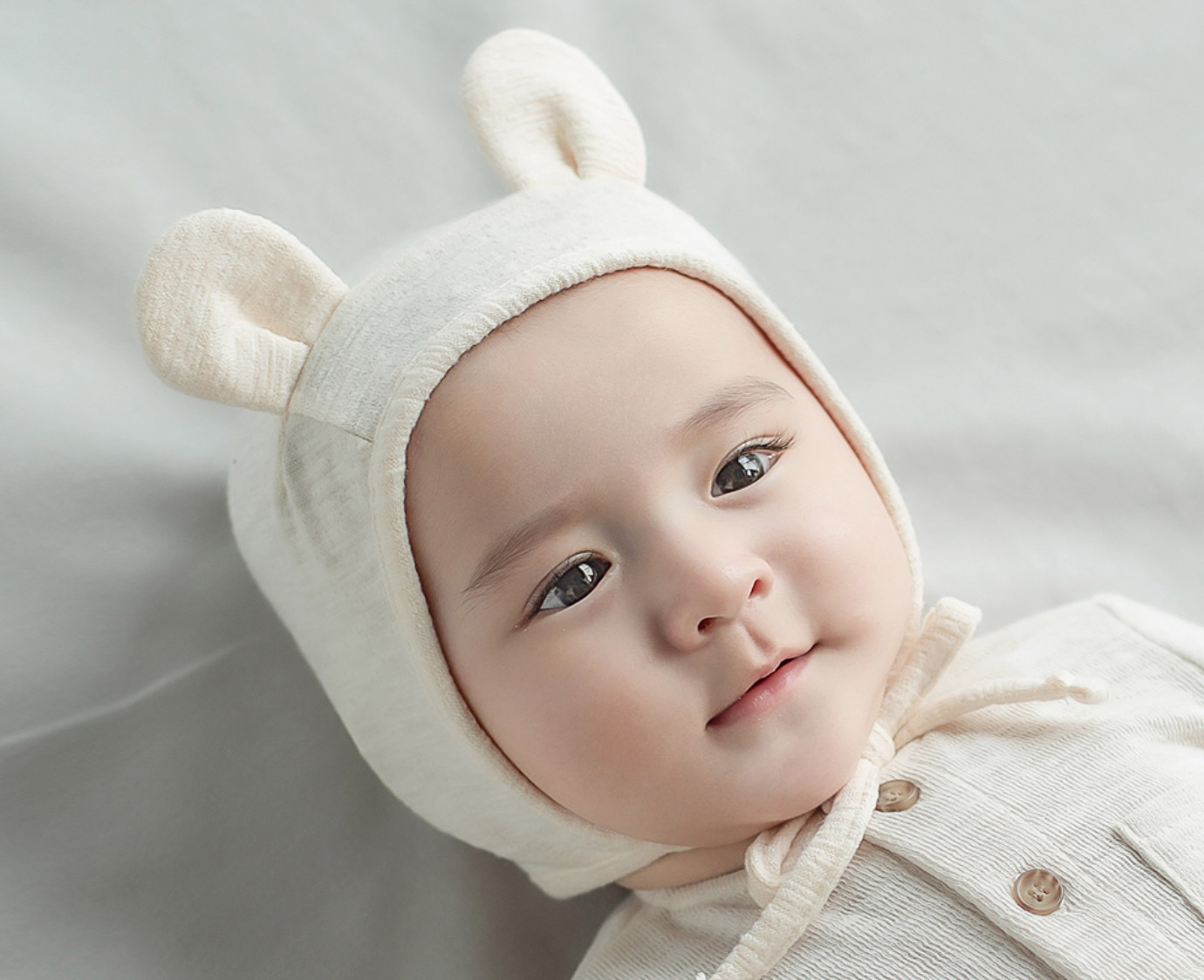 Mutsje 'Bebe bear' Cremé