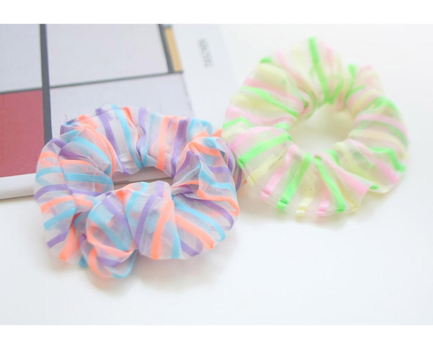 Scrunchies 'Neon Fun'