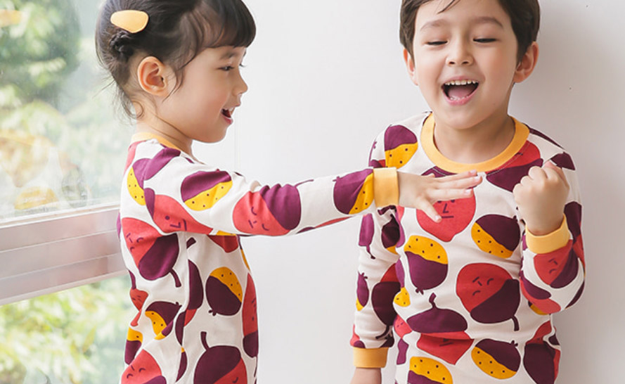 kinder pyjama
