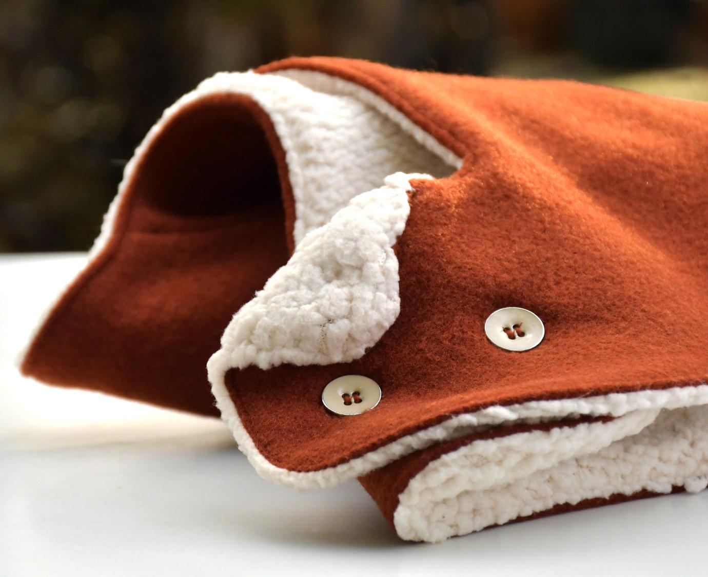 Muts 'Fox Brown'