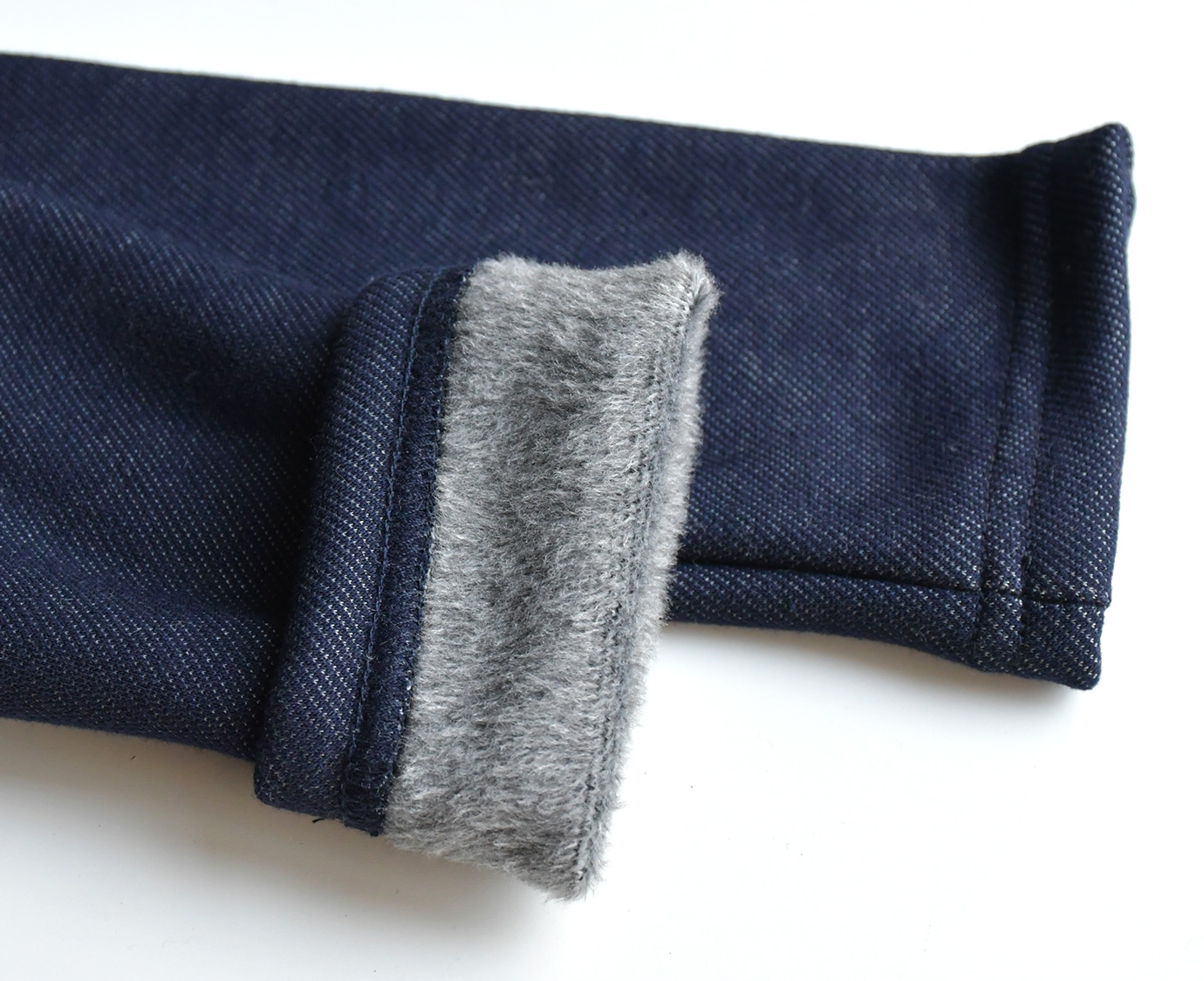Legging 'Fleece Denim'