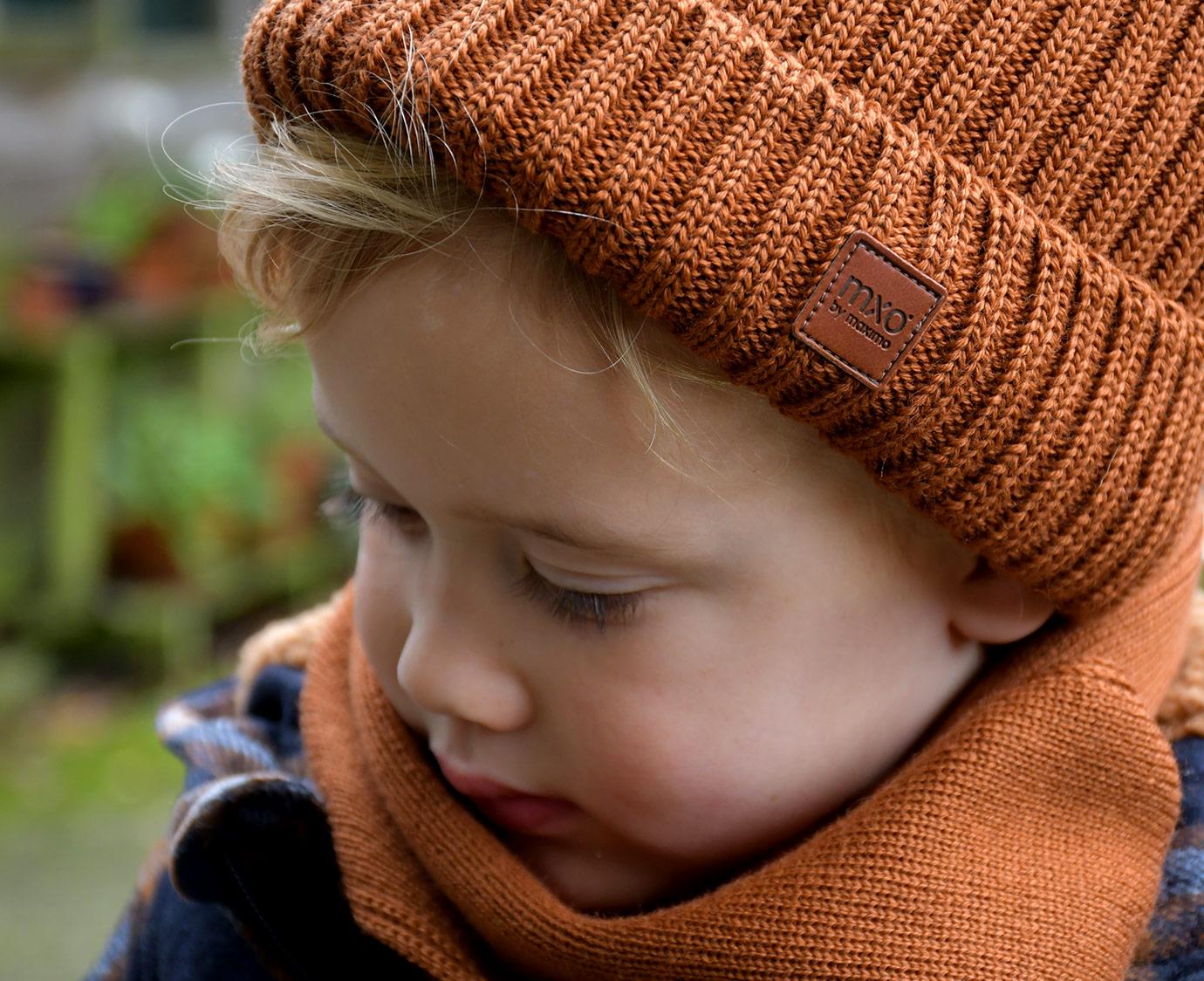 Set 'Caramel Knit'