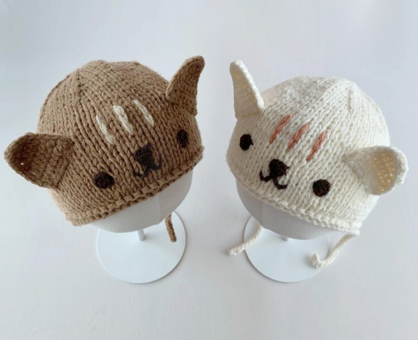 Kindermuts 'Cat Knit'