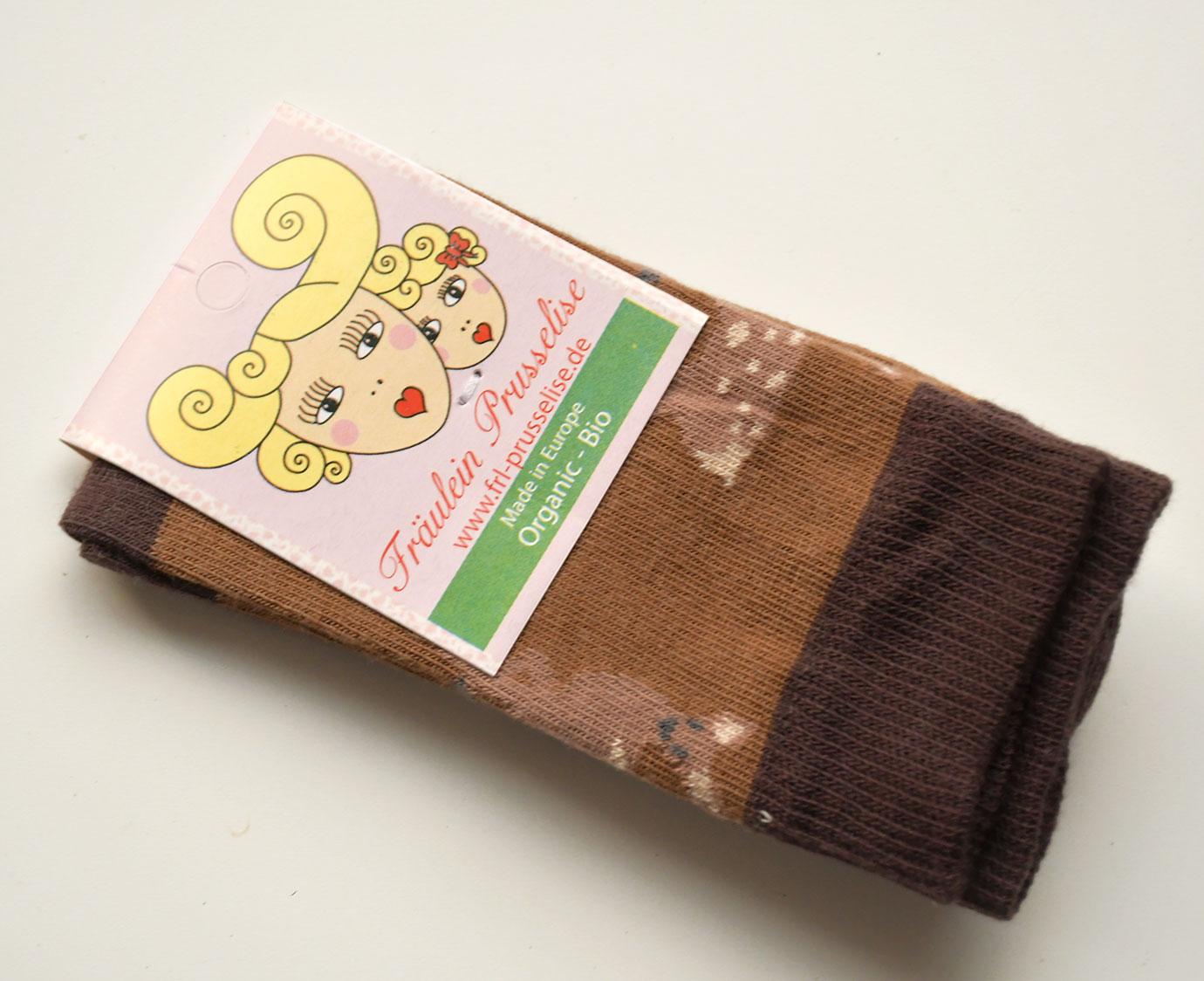 Sokken 'Hert' Organic